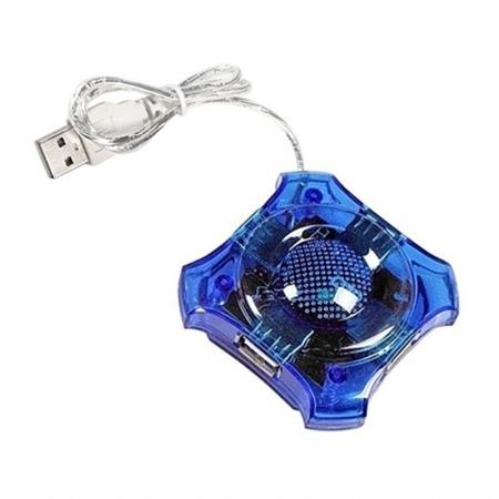 Hub USB 4 Portni ESPERANZA EA150B
