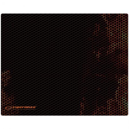 Podloga za Miš ESPERANZA FLAME, gaming, non-slip, MAXI 400x330x3mm EGP103R