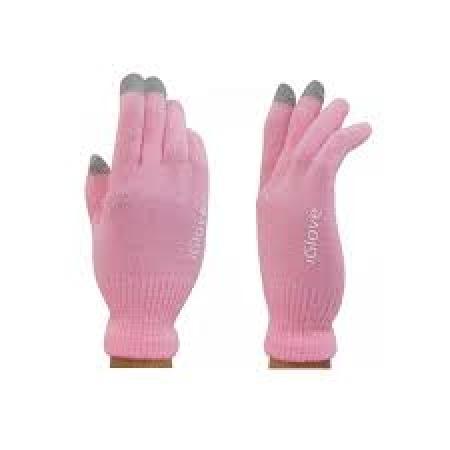 Rukavice iGlove za touchscreen Pink