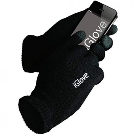 Rukavice iGlove za touchscreen Black