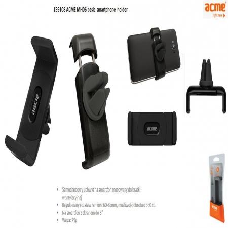 Nosač za Mobitel za ventilaciju ACME MH06