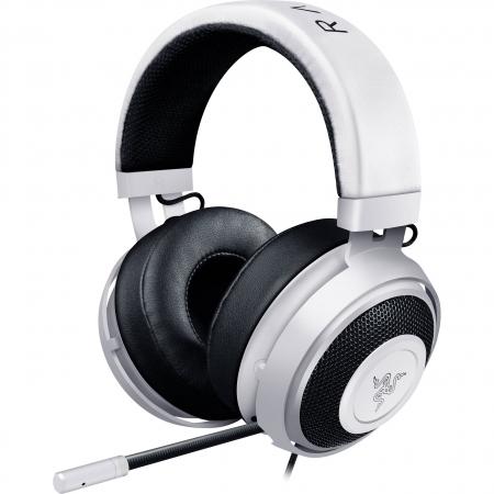 Slušalice RAZER Kraken Pro V2 Analog Oval Ear White