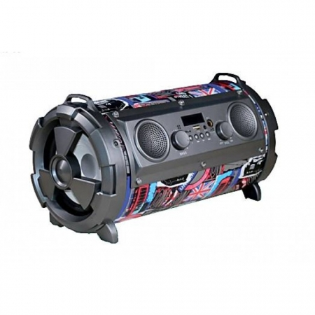 Zvučnik Bluetooth OMEGA OG72 Bazooka 2.1 25W