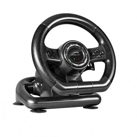 Volan SPEEDLINK Bolt SL-650300-BK Racing Black