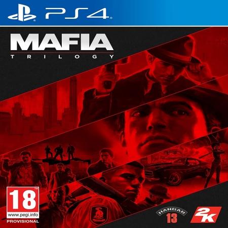 Mafia Trilogy PS4
