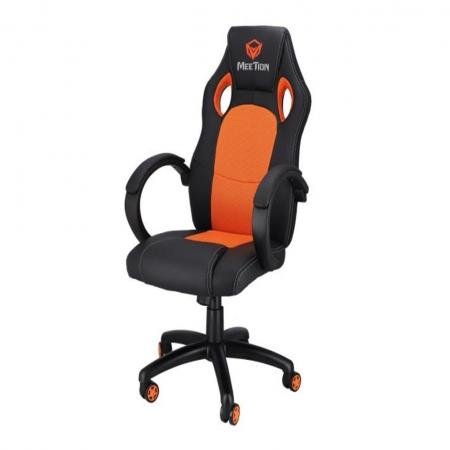 Stolica Gaming MEETION MT-CHR05 Black/Orange